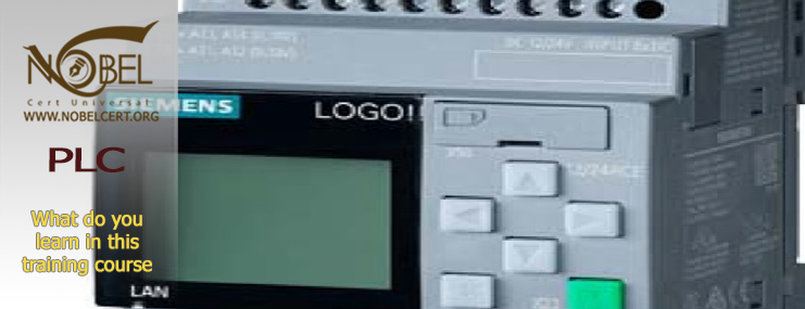 Training course on PLC logical controllers – Nobel Cert