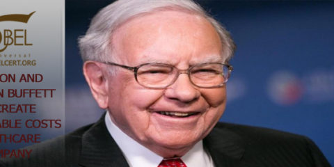 warren buffett and amazon to create healthcare company